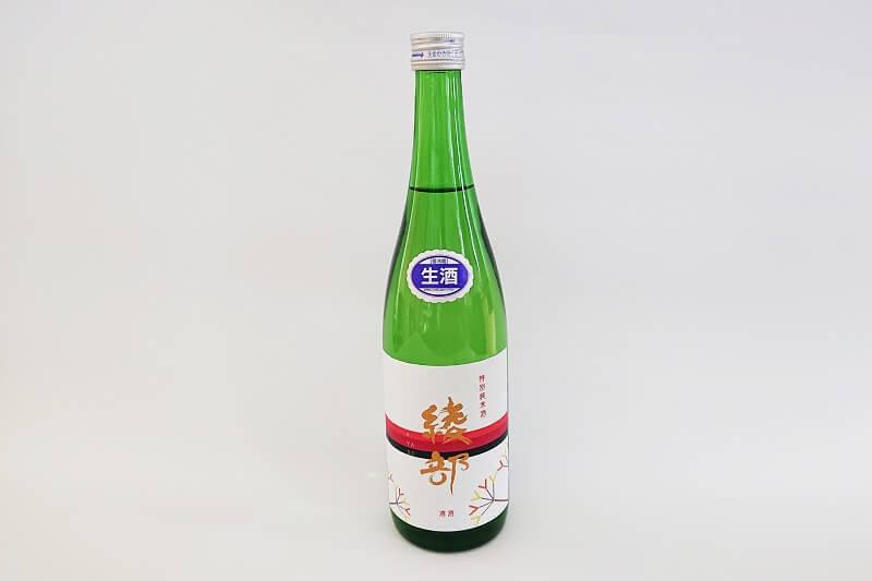 【あやセレ】特別純米酒 綾部の販売を開始しました